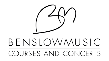 Benslow Music Website 2016