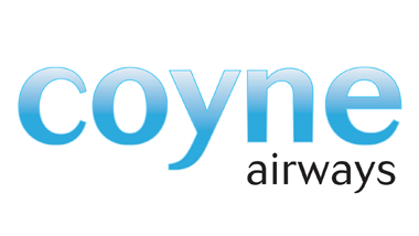 Coyne Airways Website