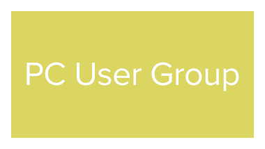 PC User Group Website
