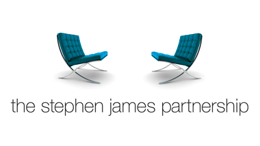 The Stephen James Partnership Website 2012
